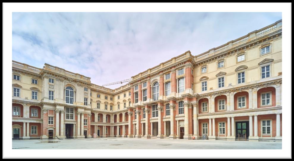 75637549bd81b Der Berliner Architekturfotograf Stephan Falk hat das neue Stadtschloss in  der für ihn eigenen Art fotografiert. Einige dieser Aufnahmen finden Sie  unserer ...